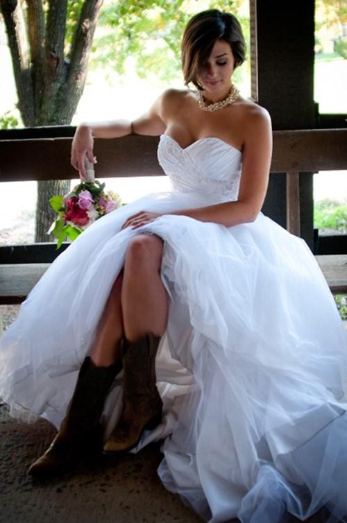البوط... لعروس ريفية الطابع!