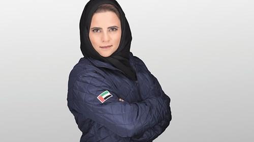 المغامرة الرياضية هنادي الهاشمي: رفع علم الإمارات على قمم الجبال شرفٌ عظيم