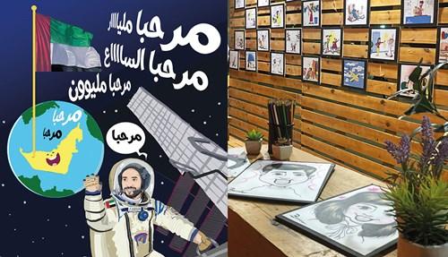 مبدعات عربيات كسرن حاجز الفن الساخر