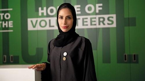 عبير الحوسني:  30 ألف متطوع في «إكسبو 2020 دبي»