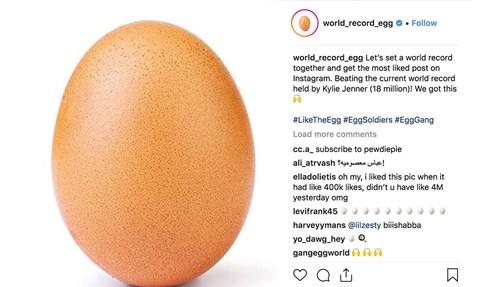 البيضة التي أحدثت انقلاباً