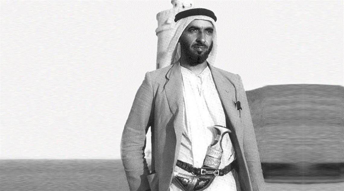 سر «الخنجر الإماراتي»  في العين