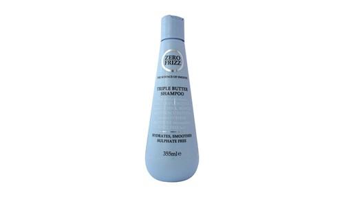Zero Frizz Triple Butter Shampoo
