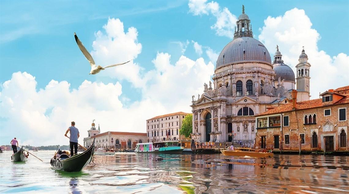 هل ستختفي «المدينة العائمة» من خريطة إيطاليا؟