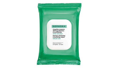 Sephora Express Cleansing - Purifying Wipes