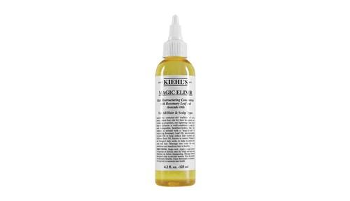 Kiehls Magic Elixir Hair Restructuring Concentrate الإكسير السحري لإعادة بناء الخصلات بزيتي أوراق الروزماري والأفوكادو، وكذلك الأحماض الدهنية أوميغا6.