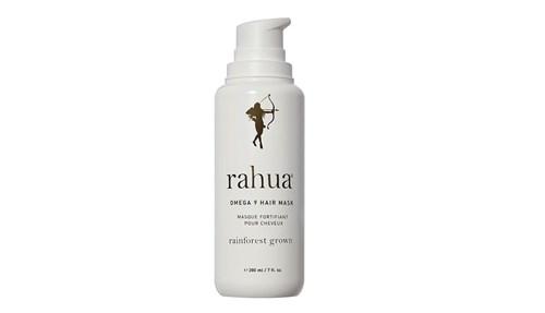Rahua Omega 9 Hair Mask قناع بأوميغا 9 نباتي وخالٍ من الغلوتين والسيلكون والبارابينز والكبريتات والعطور الاصطناعية.