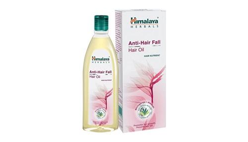 Himalaya Herbals Anti Hair Fall Hair Oil زيت مخصص لوقف تساقط الشعر، وتقوية الجذور وجعلها لا تغادر فروة الرأس.