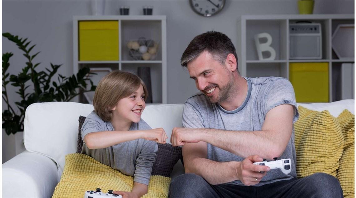 هل تؤثر ألعاب الفيديو على وزن الأطفال والمراهقين؟