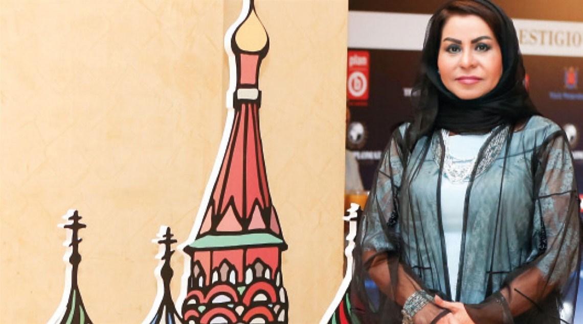 هند القاسمي: احتفلت بالعيد تحت شجرة الرولة
