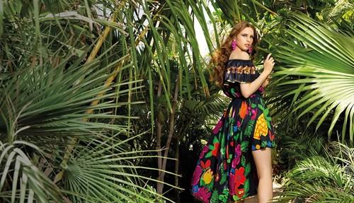 فستان ماركة Bonita لدى S*uce حلق من asos