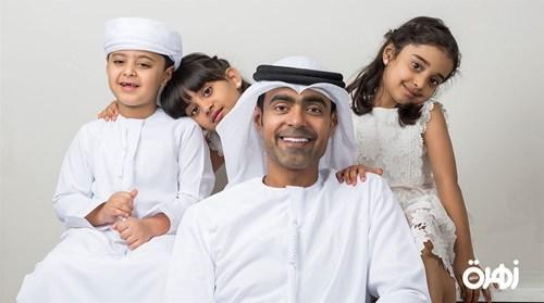 منذر المزكي:  هيبة الأب تتحقق بالحوار وبالإيجابية