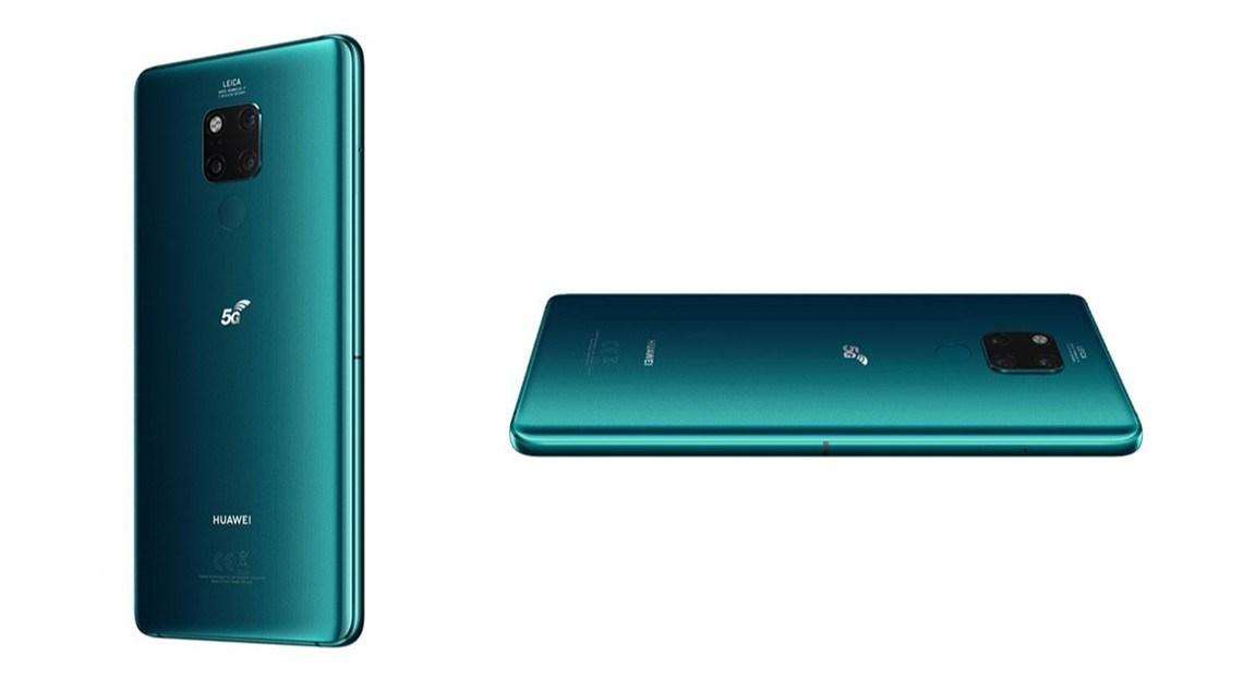 HUAWEI Mate 20X 5G: أول هاتف ذكي يدعم شبكات الجيل الخامس من هواوي يستعد للانطلاق في دولة الإمارات