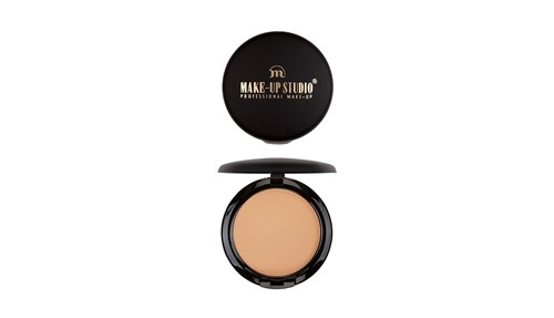 Make-Up Studio Compact Mineral Powder- Warm Beige