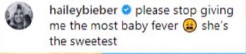 هل هايلي بالدوين حامل بطفل جاستن بيبر؟