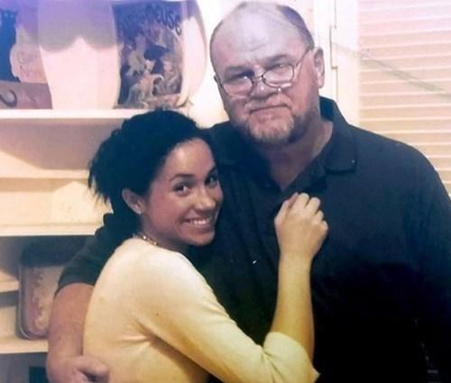 ميغان ماركل تقطع علاقتها مع والدها بشكل نهائي!