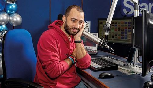 الإذاعي - حسان الشيخ في إذاعة ستار اف ام