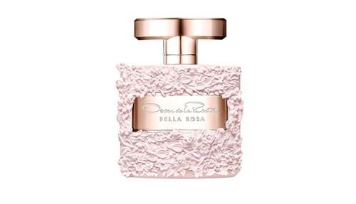 تكتمل أناقة شخصية المرأة الميزان بالعطور الزهرية، التي تبرز أنوثتها وتلامس مشاعرها، مثل Oscar de la Renta Bella Rosa.
