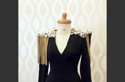 أدخل الحديد والقشّ إلى الفساتين أسعد خلف: تصاميمي بتقنية الأبعاد الثلاثية