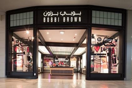 بوبي براون تفتح أول محلاتها الخاصة في دبي مول