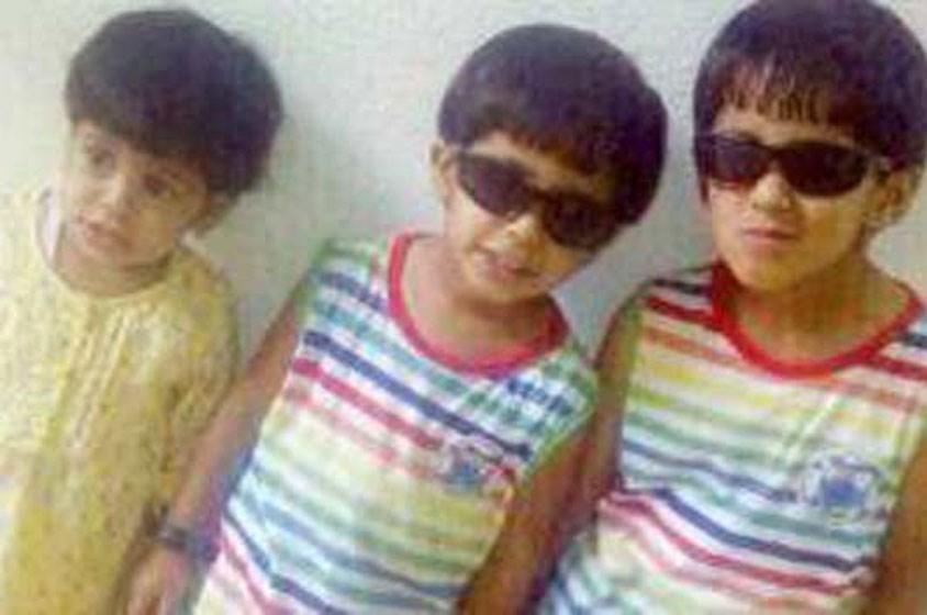 في جريمة بشعة: سعودي يذبح زوجته وأطفاله الأربعة!