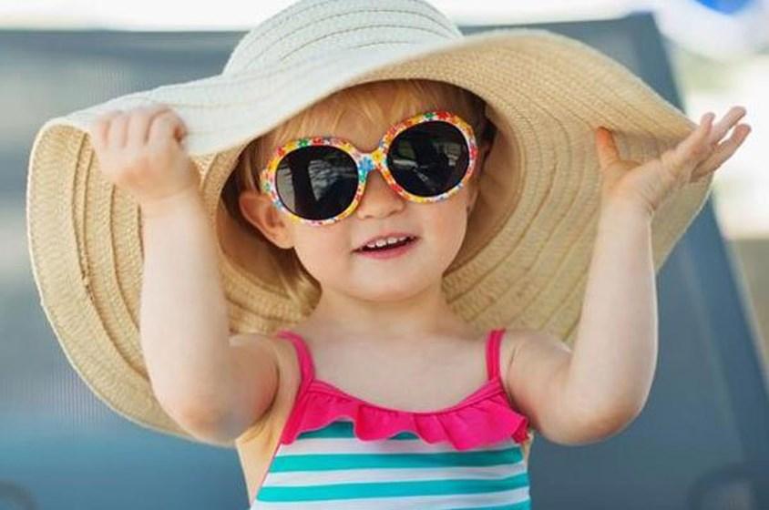 زيت الأطفال لا يحمي من حروق الشمس!