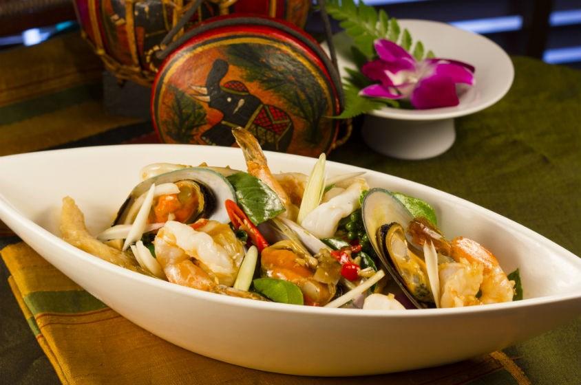 أسرار النكهات من داخل المطبخ التايلندي