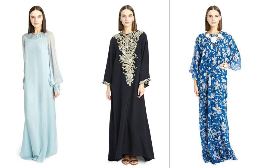 إستعدي لشهر رمضان مع الأزياء الشرقية