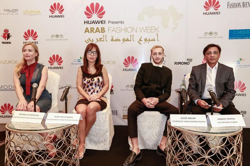دبي تشهد إطلاق أسبوع الموضة العربي الأول