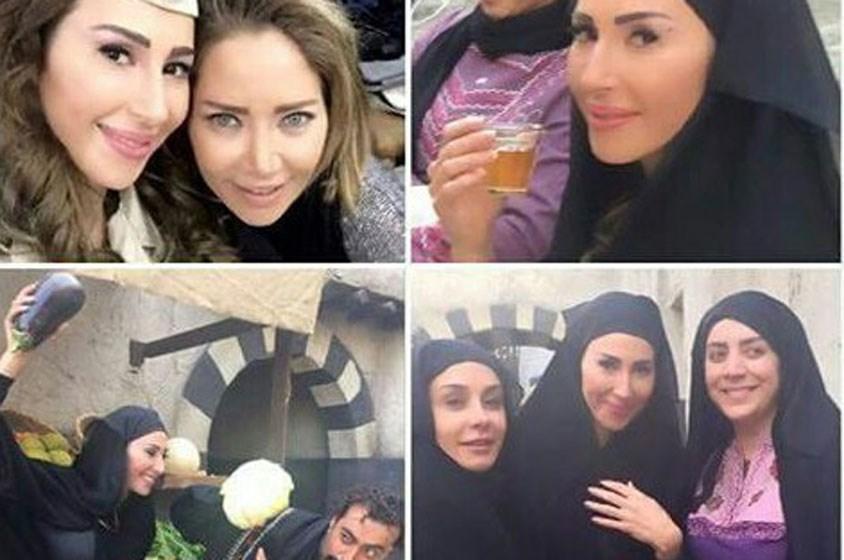 ورد الخال في الحارة الشامية