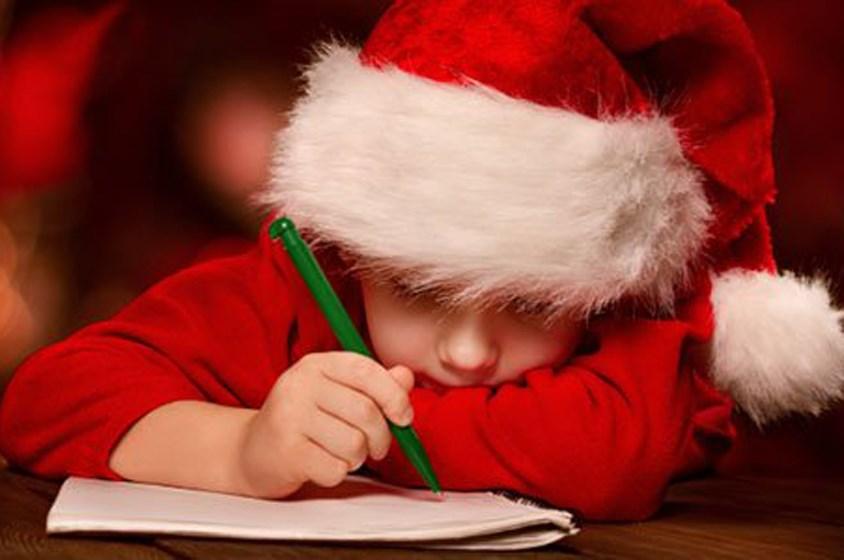 أطرف رسائل الأطفال إلى بابا نويل