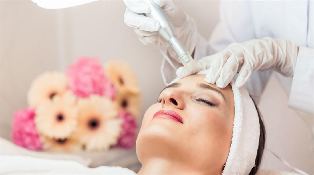 علاجات التجميل الأكثر شيوعاً