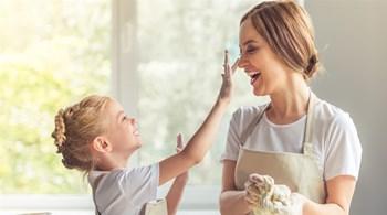 بالفيديو.. أنشطة منزلية مسلية لأطفالكم