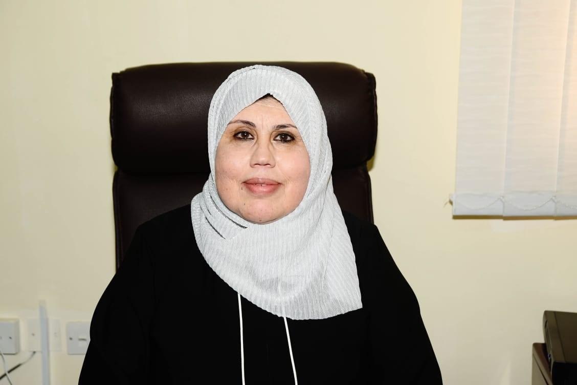 الدكتورة نعيمة قاسم