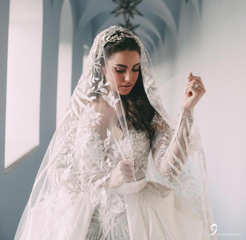 حفل زفاف درة وهاني سعد يثير الجدل والانتقادات!