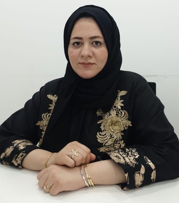 ولاء راتب حسين، أخصائية تغذية