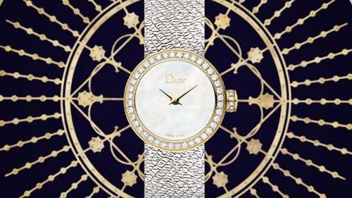 مجوهرات وساعات ثمينة من DIOR