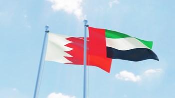 """""""البحرين قلب وعين"""".. الإمارات تحتفل باليوم الوطني للبحرين"""