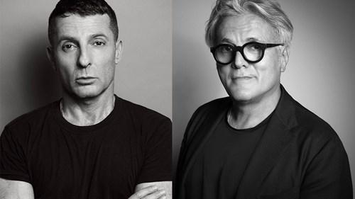 أحذية فريدة.. نتاج تعاون Alexandre Vauthier مع Giuseppe Zanotti