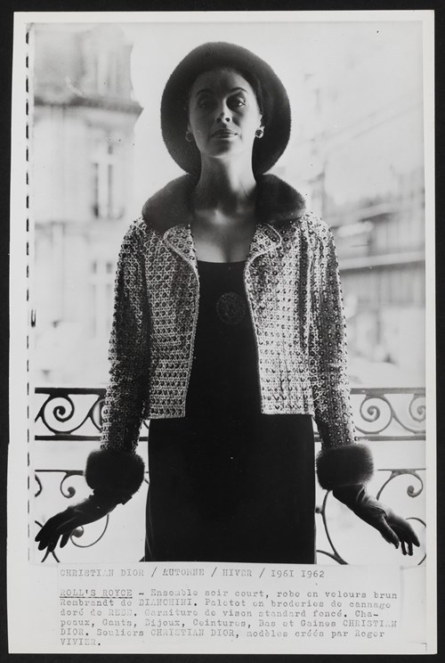 Roll's Royce ensemble, Fall-Winter 1961 collection