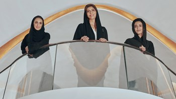أسماء الفهيم رئيسة التحرير تكتب: أم الإمارات.. شكراً