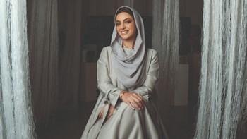 الأميرة طرفة بنت فهد آل سعود تزين غلاف عدد سبتمبر