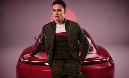 BOSS تطلق تشكيلة من وحي سيارة Porsche الرياضية