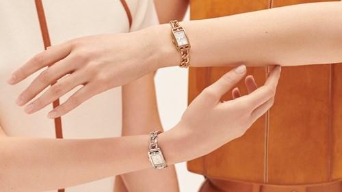 ساعة Nantucket من Hermès.. سحر التصميم