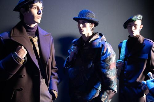 مجموعة Dior الرجالية للشتاء المقبل.. فنّ جديد