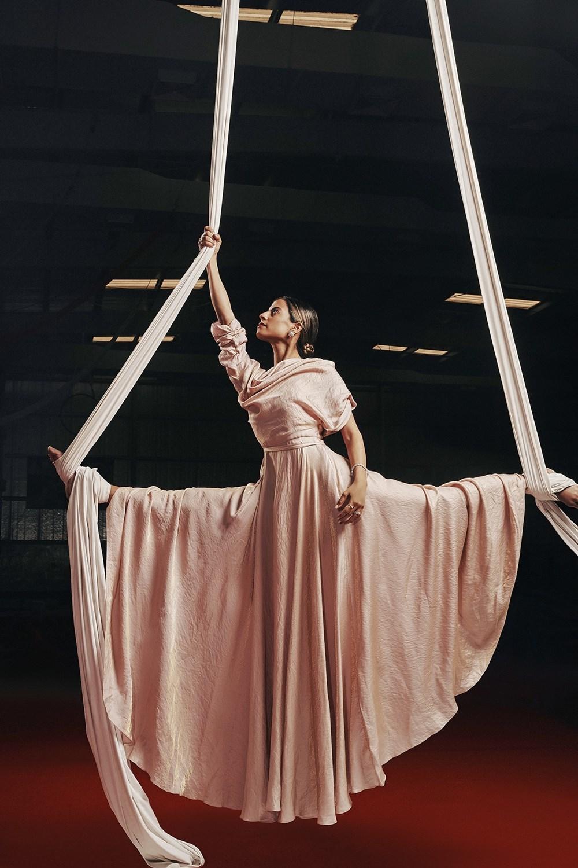 ياسمين باقر: ممارسة الرياضة تُشعرني بالحرية