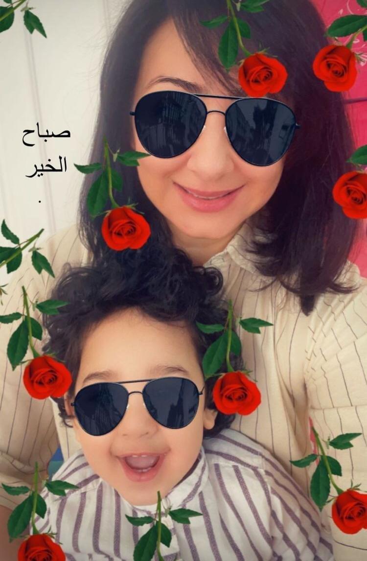 ماذا قالت هيفاء حسين للجمهور عن توأميها؟
