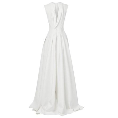 فستان جذاب من الكريب من Maticevski