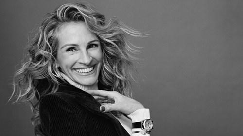 جوليا روبرتس بطلة حملة Chopard الجديدة