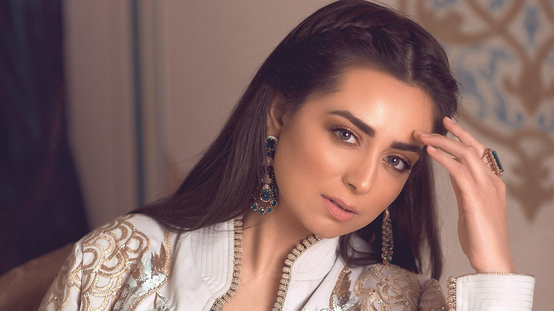 الظهور الأول لابنة هبة مجدي.. هل تشبهها؟